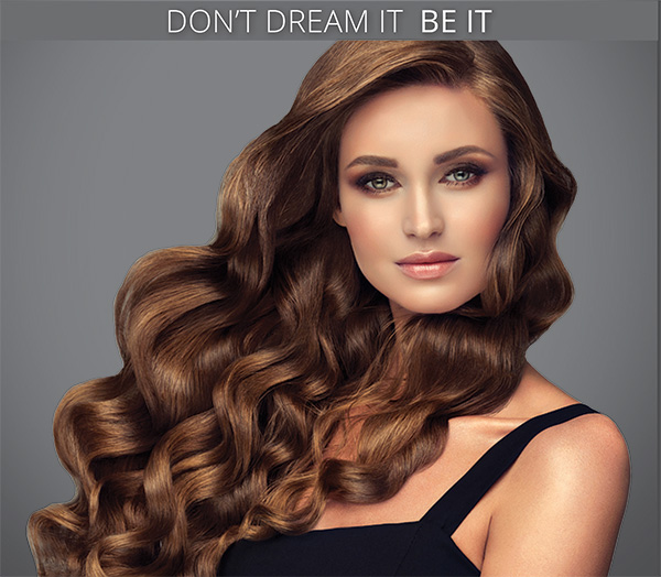 top fill hair extensions